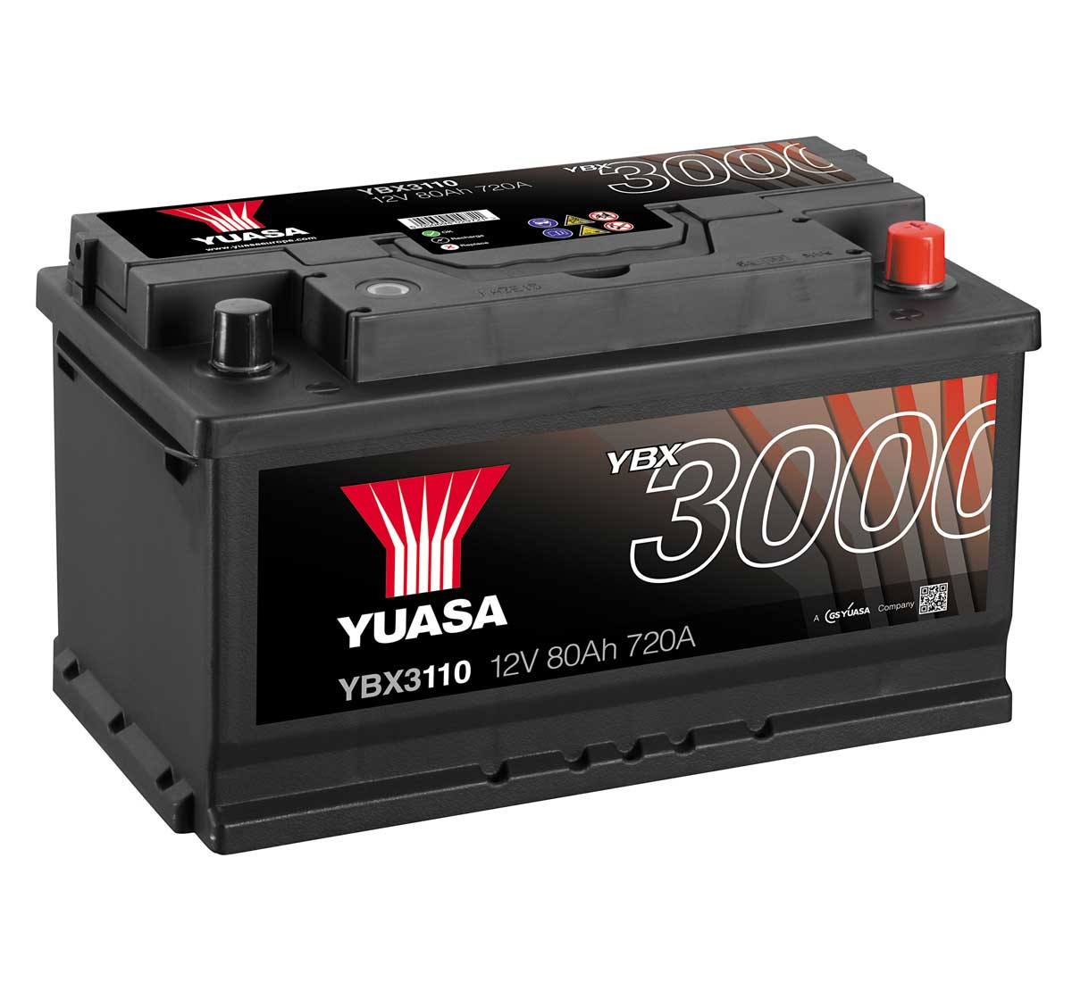 Ah Rating For Car Battery