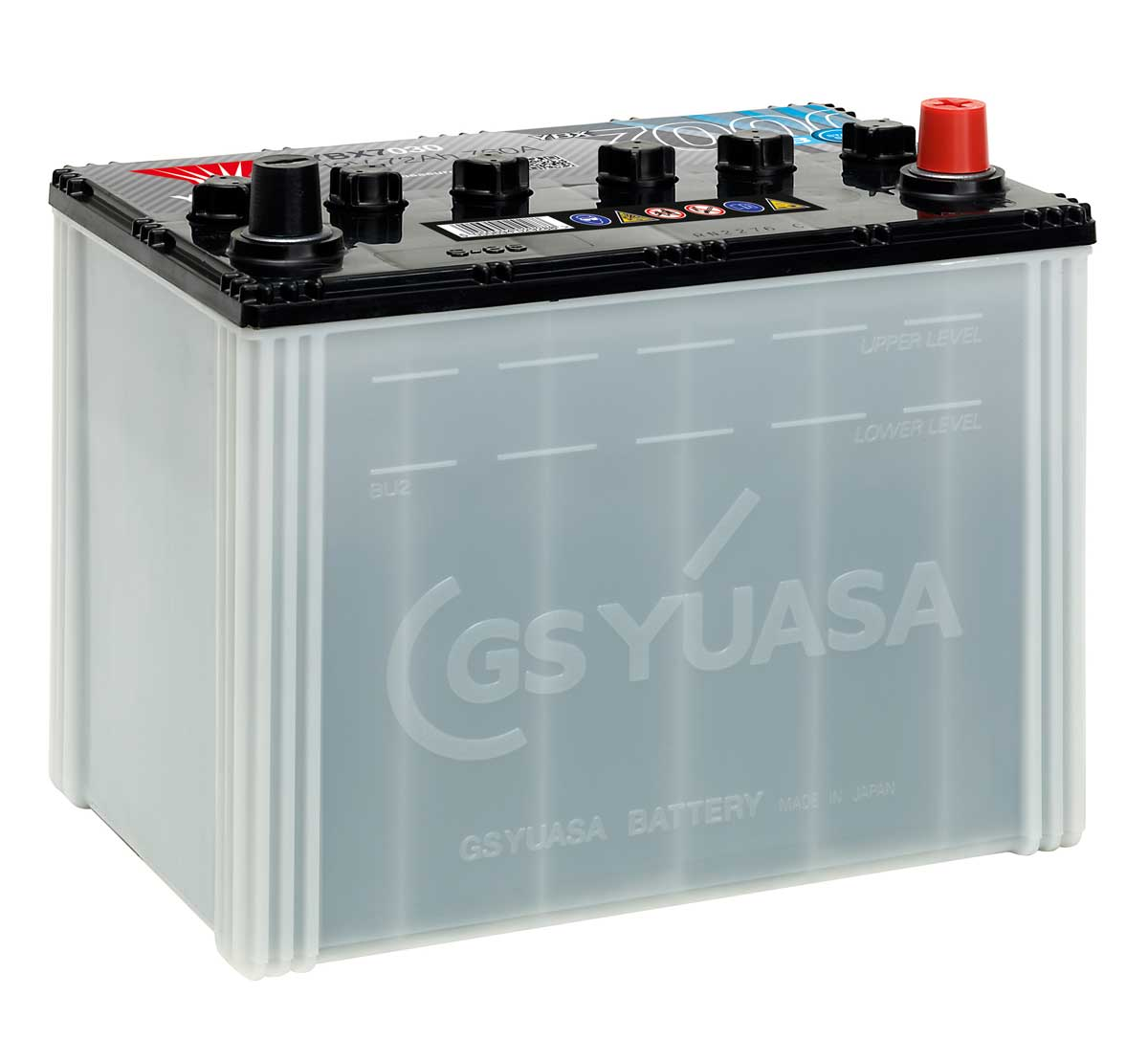 Yuasa YBX7030 12V Stop Start 030 Car Battery