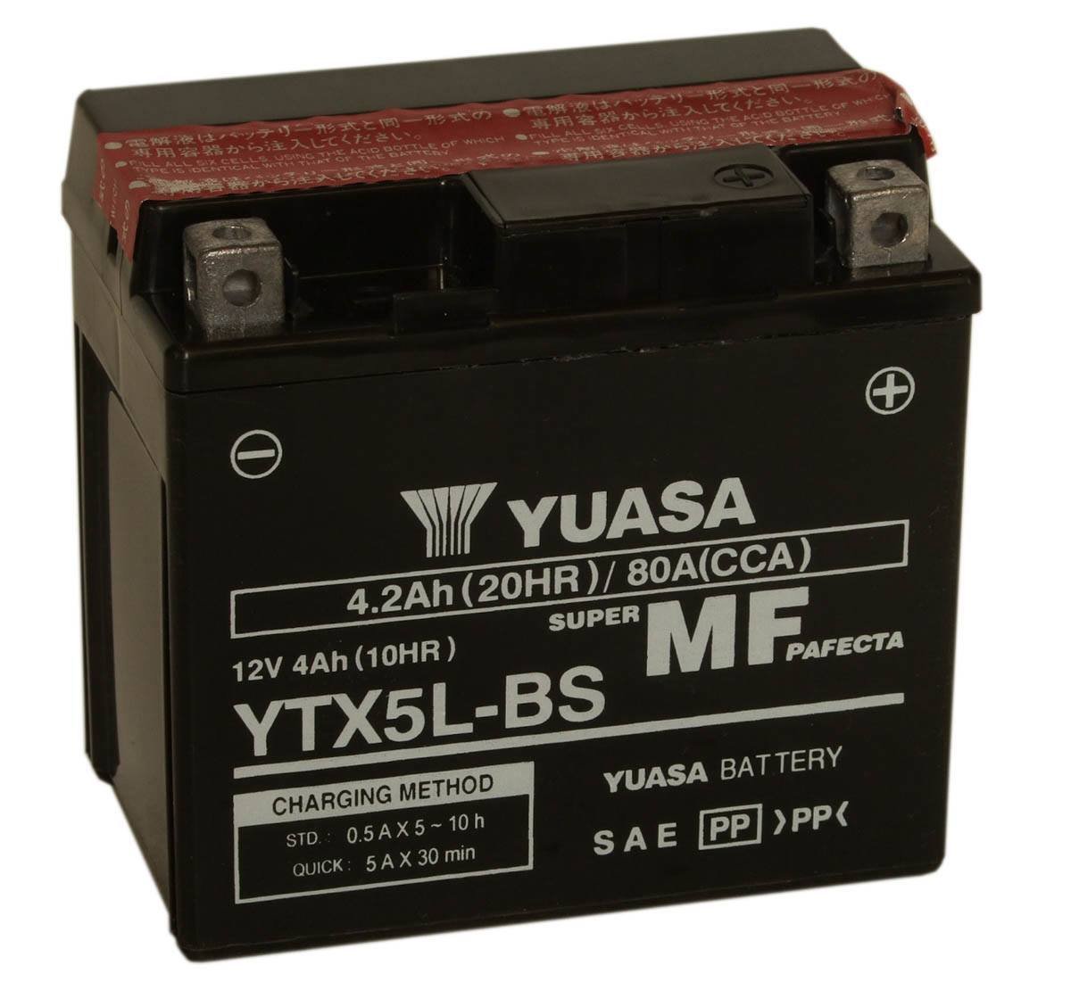 ytx5l bs motorcycle battery for the kymco agility 50cc and. Black Bedroom Furniture Sets. Home Design Ideas