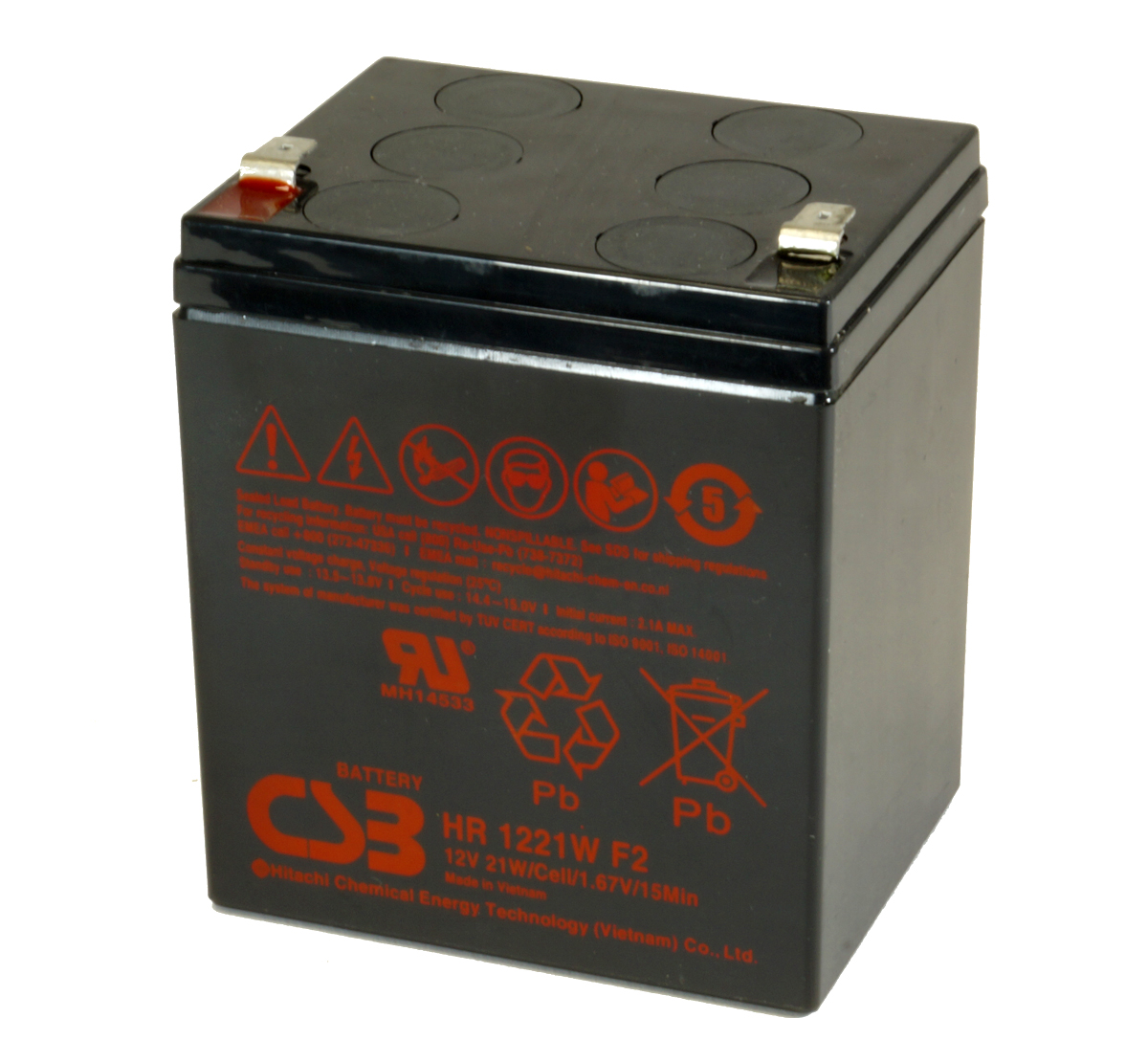 MDS46 Battery Compatible APC RBC46