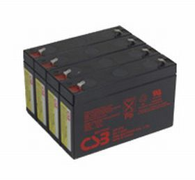HRL634W Pack of 4 Batteries