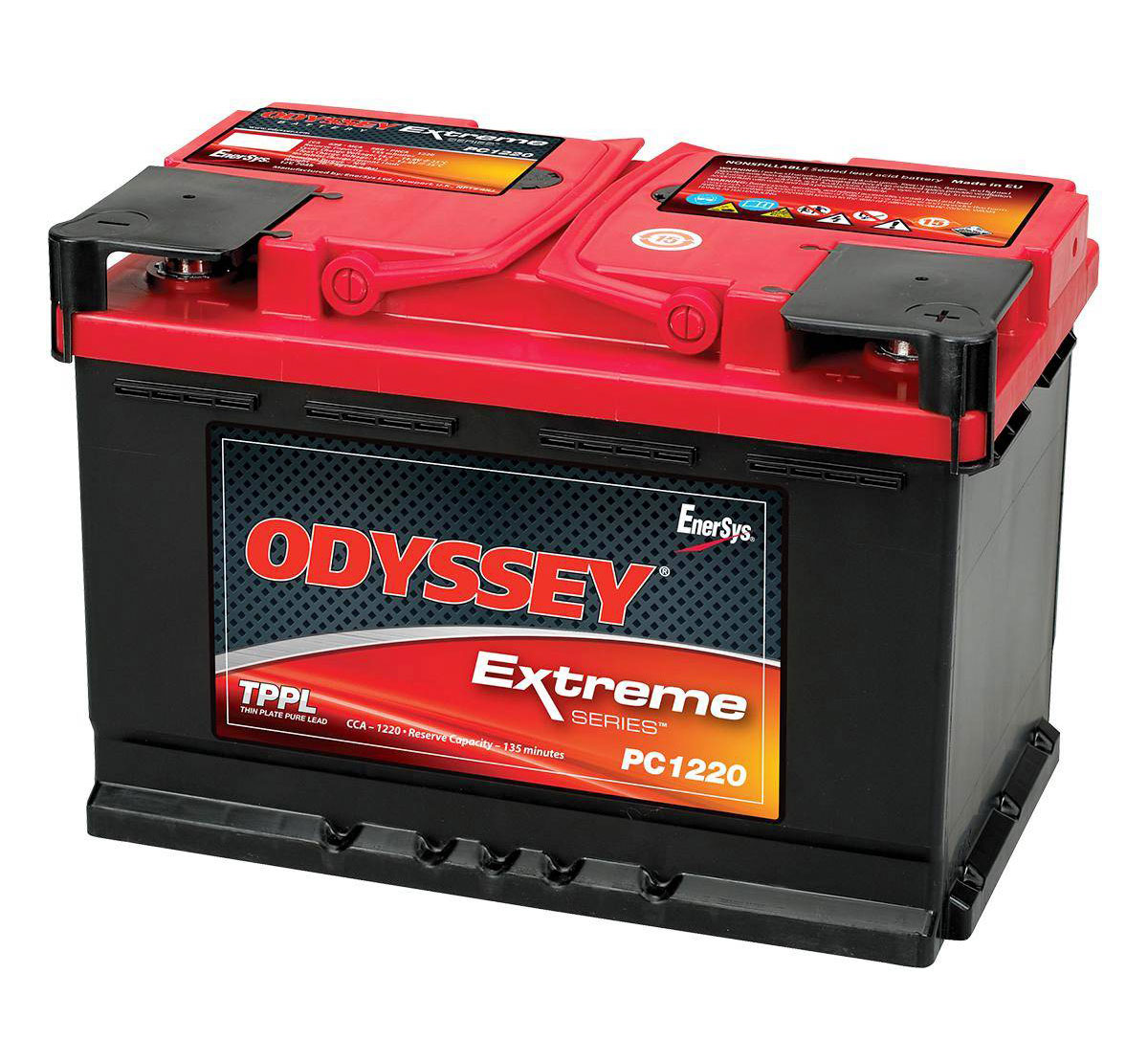Odyssey PC1220 Extreme Starter Battery