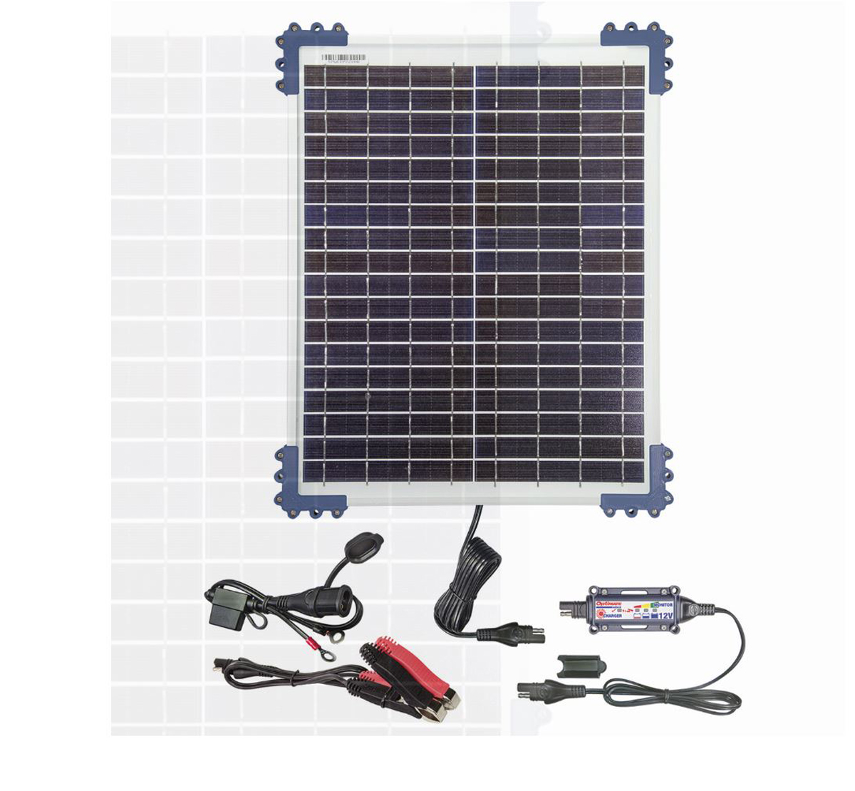 Optimate Solar 40W Battery Charger