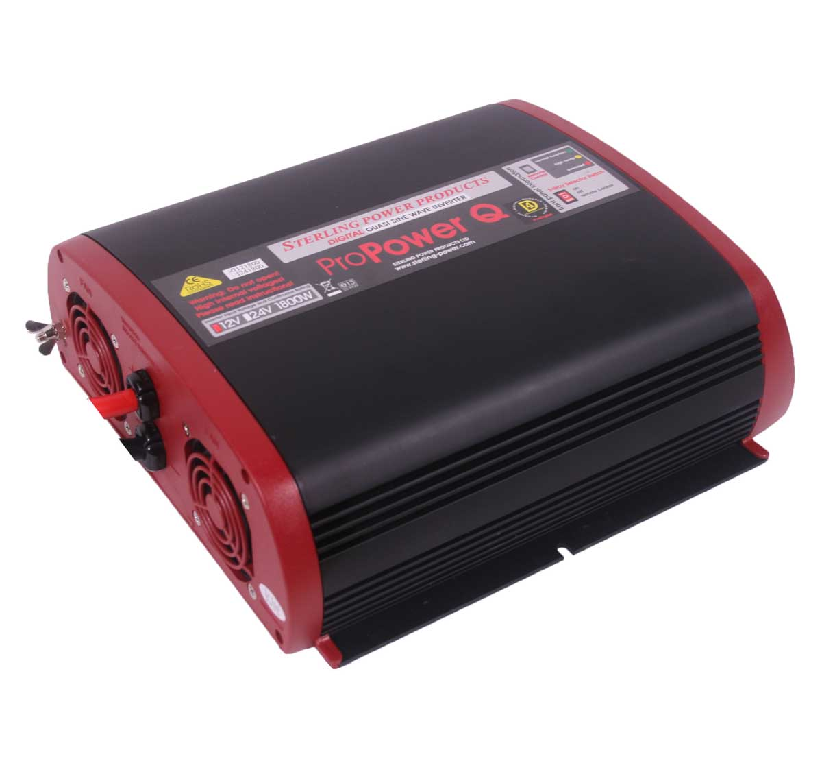 Sterling Power Pro Power Q 1800W Quasi Sine Wave Inverter i121800