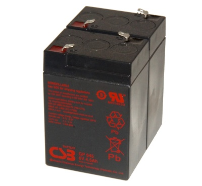 MDS1 UPS Battery Kit - Replaces APC RBC1