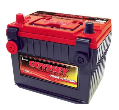 Odyssey PC1230 Extreme Starter Battery