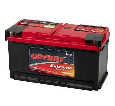 Odyssey PC1350 Extreme Racing Starter Battery