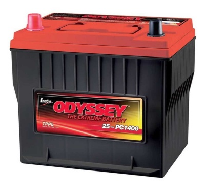 Odyssey PC1400-25 Extreme Battery