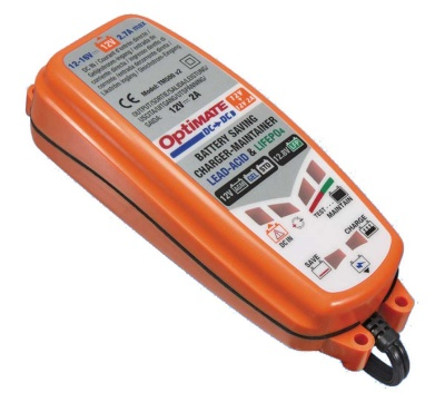 Optimate 12V DC to DC Battery Charger