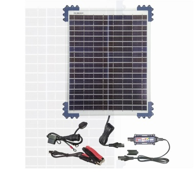 Optimate Solar 80W Battery Charger