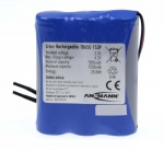 Ansmann Industrial 1S3P 3.7V 7800mAh Rechargeable Li-ion Battery Pack
