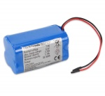 Ansmann Industrial 2S2P 7.4V 5200mAh Block Rechargeable Li-ion Battery Pack