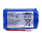 Ansmann Industrial 2S2P 7.4V 6900mAh High Capacity Rechargeable Li-ion Battery Pack