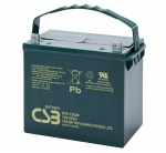 CSB EVX12520 12V 52Ah Cyclic Lead Acid Battery