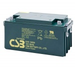 CSB EVX12650 12V 65Ah Cyclic Lead Acid Battery